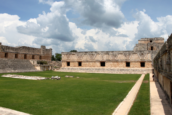 Uxmal and the Rain God