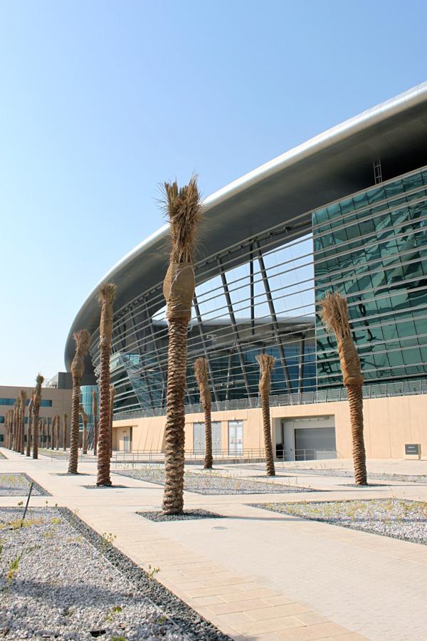 Abu Dhabi Campus