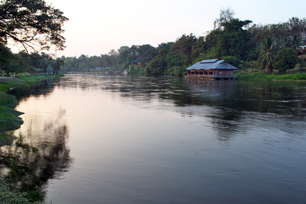 Kanchanaburi and the River Kwai