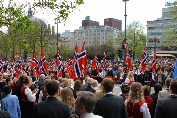 National Day in Norway