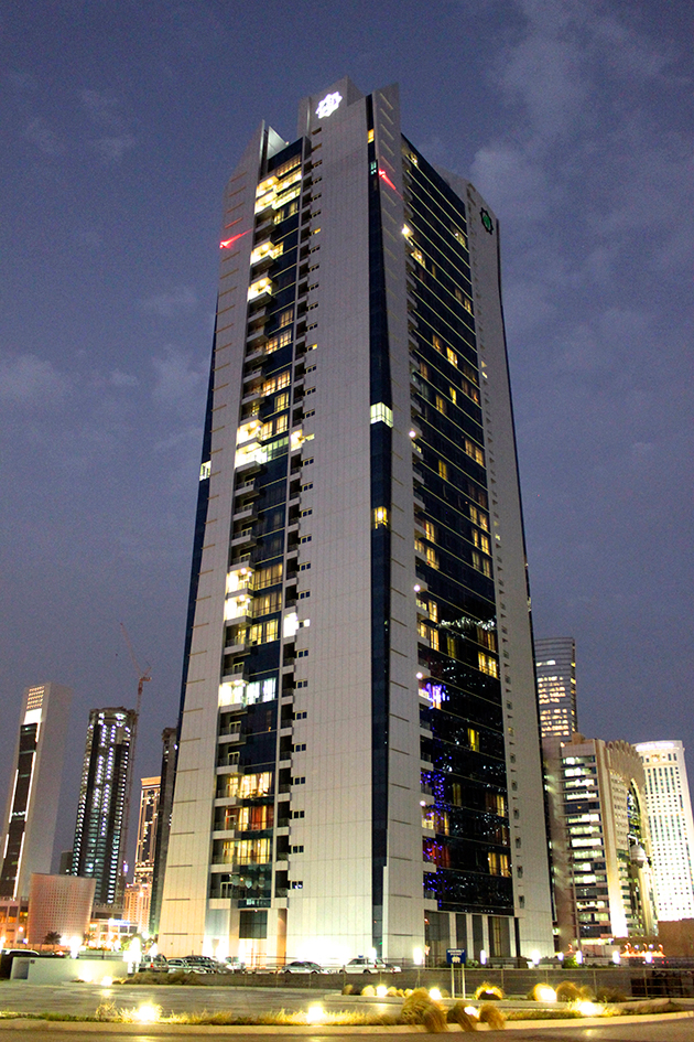 Dareen Tower West Bay