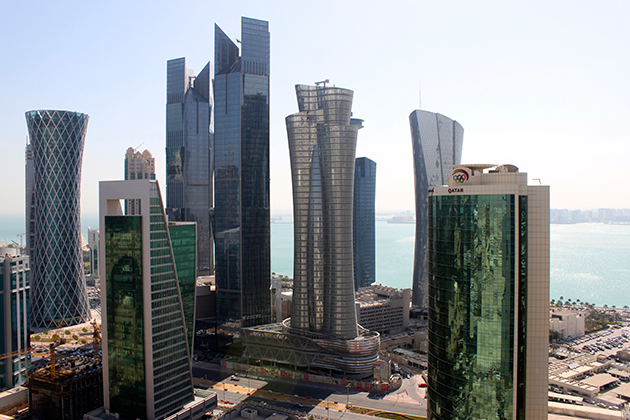 Dareen Tower – West Bay, Doha