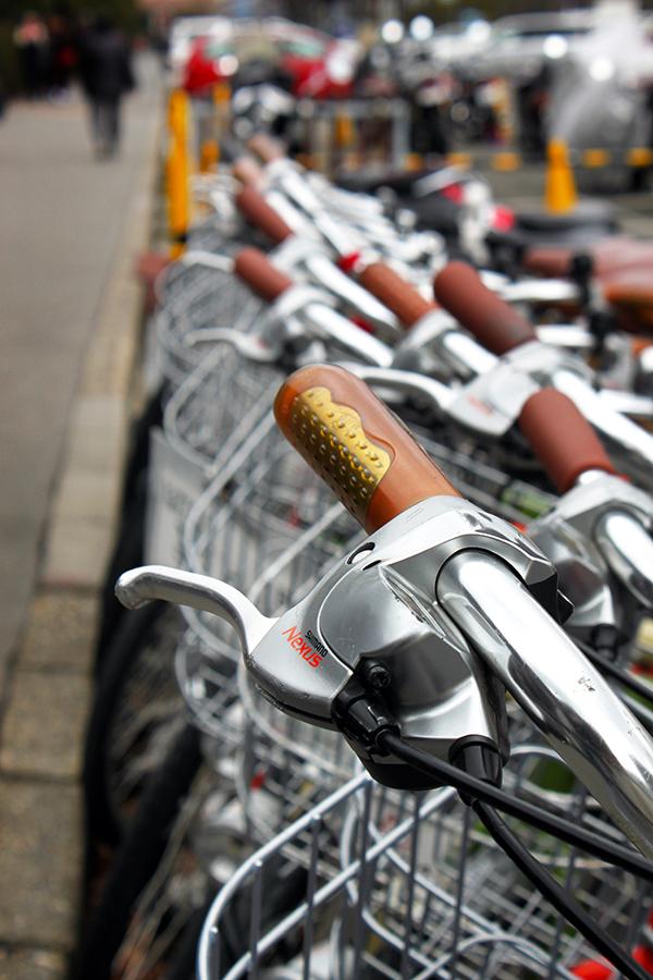 Kyoto Japan Bikes