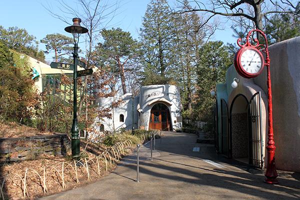 Ghibli Museum in Mitaka Japan  Around the World in 1000 Days