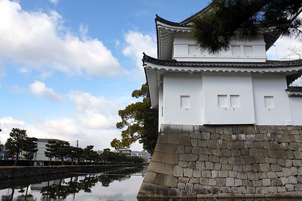 Nijo Castle in Kyoto