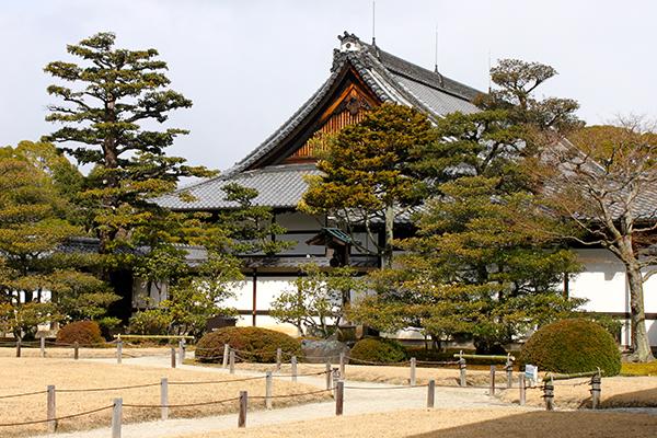 Nijo Castle, Nishiki Market, and Teramachi Street in Kyoto