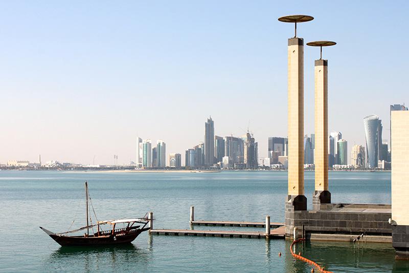 Qatar Family Trip 2014